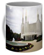 Washington Temple Coffee Mug