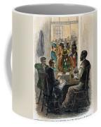 Washington: Voting, 1867 Coffee Mug