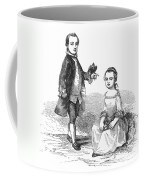 Washingtons Stepchildren Coffee Mug