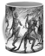 Washita River, 1868 Coffee Mug