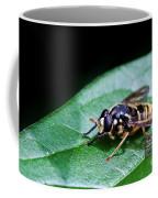 Wasp Break Coffee Mug