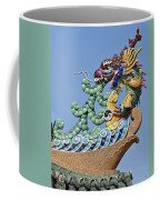 Wat Chaimongkol Pagoda Dragon Finial Dthb787 Coffee Mug