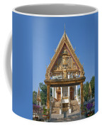 Wat Kan Luang Ubosot Gate Dthu181 Coffee Mug