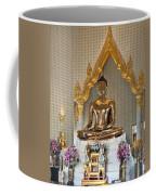 Wat Traimit Golden Buddha Dthb964 Coffee Mug