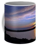 Watchin The Sun Set Coffee Mug