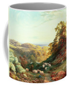 Watching The Flock Coffee Mug