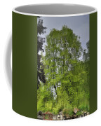 Water Color Reflections Coffee Mug