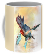 Water Dragon Coffee Mug by Bob Orsillo