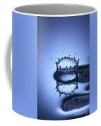 Water Drop Splashes Coffee Mug