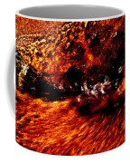 Water Flowing Abstract Coffee Mug