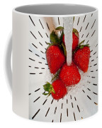Water For Strawberries Coffee Mug