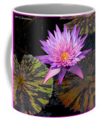 Water Lily Magic Coffee Mug