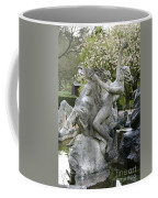 Water Nymph And Hippocampus  Coffee Mug