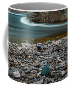 Water On Mars Coffee Mug