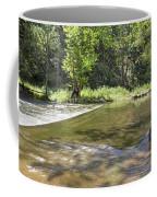 Water Over The Bridge Coffee Mug