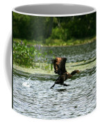 Water Run  Coffee Mug