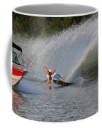 Water Skiing 15 Coffee Mug