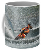 Water Skiing Magic Of Water 15 Coffee Mug