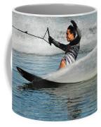 Water Skiing Magic Of Water 22 Coffee Mug