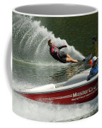 Water Skiing Magic Of Water 26 Coffee Mug
