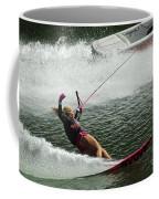 Water Skiing Magic Of Water 28 Coffee Mug