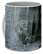 Water Wall And Whirling Bubbles Coffee Mug