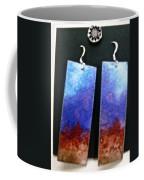 Watercolor Earrings Artists Favorite Coffee Mug