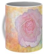 Watercolor Rose Coffee Mug