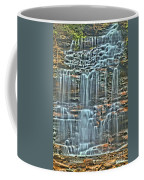Waterfall Highights Coffee Mug
