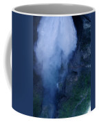 Waterfall In Spain  Near Granada Coffee Mug