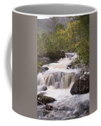 Waterfall In The Highlands Coffee Mug