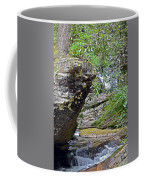 Waterfall Rock Coffee Mug