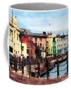 Waterfront Bridgetown Barbados Coffee Mug