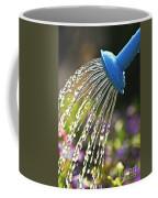 Watering Flowers Coffee Mug