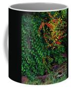 Watershed Park Foliage Coffee Mug