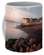 Waterside At Exmouth Coffee Mug