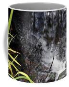 Watersplash In Sunlight Coffee Mug