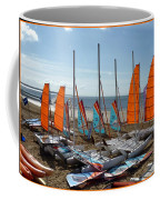 Watersports In La Baule Coffee Mug