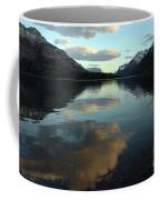 Waterton Lake Sunset Canada Coffee Mug