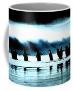 Wating For Take Off Coffee Mug