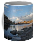 Watson Lake 5  Coffee Mug