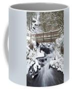 Waukeena Creek, Columbia River Gorge Coffee Mug