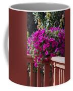 Wave Petunia Coffee Mug