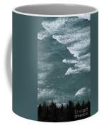 Waves In The Sky Coffee Mug