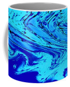 Waves Of Abstraction Coffee Mug