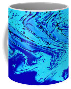 Waves Of Abstraction Coffee Mug