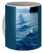 Waves On Tahoe Coffee Mug