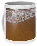 Waves Triptych Coffee Mug