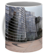 Wavey Building Coffee Mug