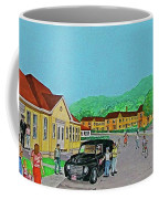 Wayne Hills 1948 Coffee Mug